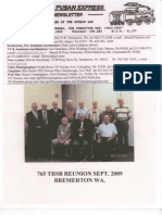 765th TRSB Newsletter October 2009