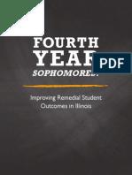 Fourth Year Sophomores