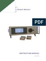 Acpd Cgm7 - Manual