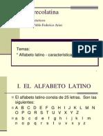Aalfabeto Latino