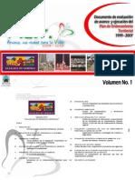 Vol.1 Evaluacion p.o.t. 1999-2007