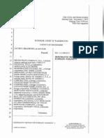 Dkt 38 10.02.2013 Defendants Motion for Summary Judgment