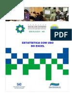 Apostila Estatistica Excel