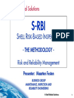 Shell RBI Methodology