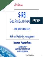 Shell RBI Methodology