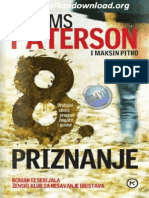 Osmo Priznanje - James Patterson