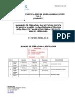 Manual de Clasificación