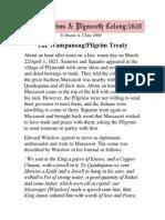 wampanoag treaty