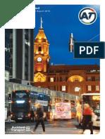 Auckland Transport Annual Report 2013