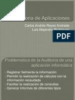auditoriadeaplicaciones-100420112716-phpapp01