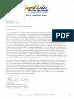 rec letter shaltry