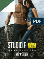Denim Collection Studio f Jeans 2014