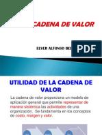 4. Cadena de Valor