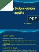 Patologia Benigna y Maligna Hepática