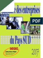 Annuaire des entreprises 2007