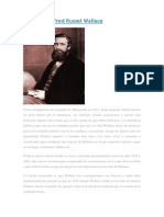 Teoría de Alfred Russel Wallace