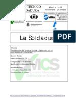 Boletín - Inspeccion Visual Fisuras