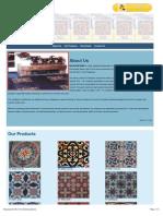 Mediterranean Cement Tiles - Kalayaan Titles Corp