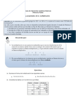 5 Guía Multiplicación 1