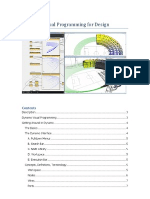 Dynamo Visual Programming for Design | Autodesk Revit | Software