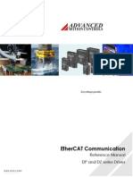 214131135 AMC EtherCATCommunicationManual