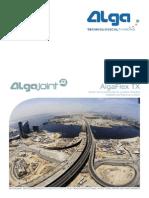 Algaflex t
