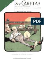 Caras y Caretas (Buenos Aires). 1-12-1900, n.º 113
