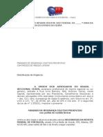 Petição Inicial MSColetivoPreventivo OAB-CE