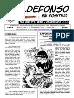 ILDEFONSO EN POSITIVO - nº 51 - Noviembre