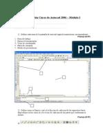 Evaluación autocad.doc