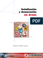 Señalizacion y Demarcacion en Areas
