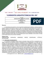 Corrientes Arqui
