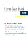 Bab v. Aliran Non-Ideal