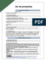 Planificador de Proyectos - InTERCLASES INEM 2014