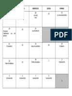 cronograma proyecto