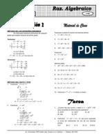 Álgebra(Teoria y Practica) ELITE X 6 Factor 2