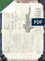 ~Fillable Rogue Trader Ship Sheet (web quality)
