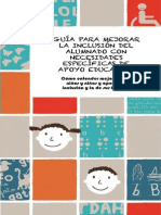 Guia Necesidades Especificas de Apoyo Educativo CEAPA