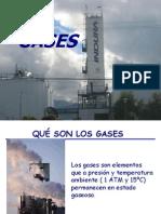 Seguridad en Gases