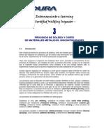 Procesos de Soldeo y Corte Discontinuidades