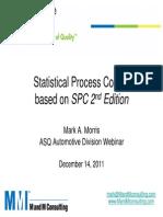 SPC Webinar Core Tools