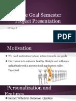 true goal final presentation