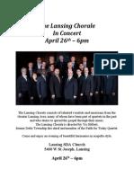 The Lansing Chorale