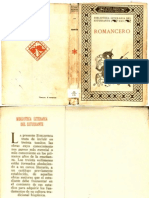 Romancero tradicional