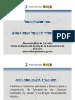 ABNTNBR_IEC17025 2005