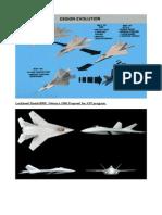 F-22 Evolution
