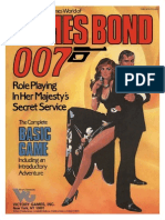 James Bond 007 Basic Game