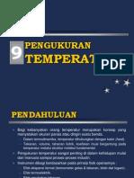 Bab 9 - Pengukuran Temperatur