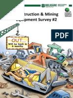 Capital Goods - Construction Equipment Survey 10Mar14