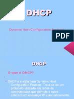 DHCP  Apresentação no power point